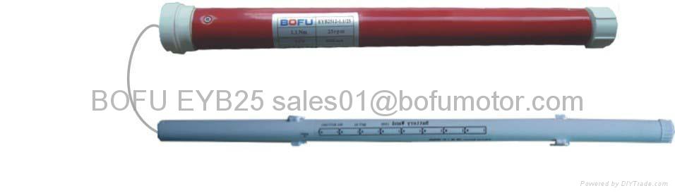 Battery Tubular Motor 1