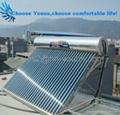 远能一体非承压真空管太阳能热水器 3