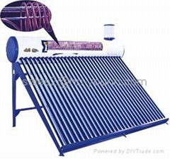 Compact Pressurized Solar Water Heater from trustworthy manufacturer (haining)