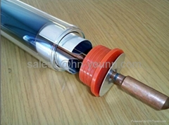 Vacuum tube with heat pipe solar collector (haining)