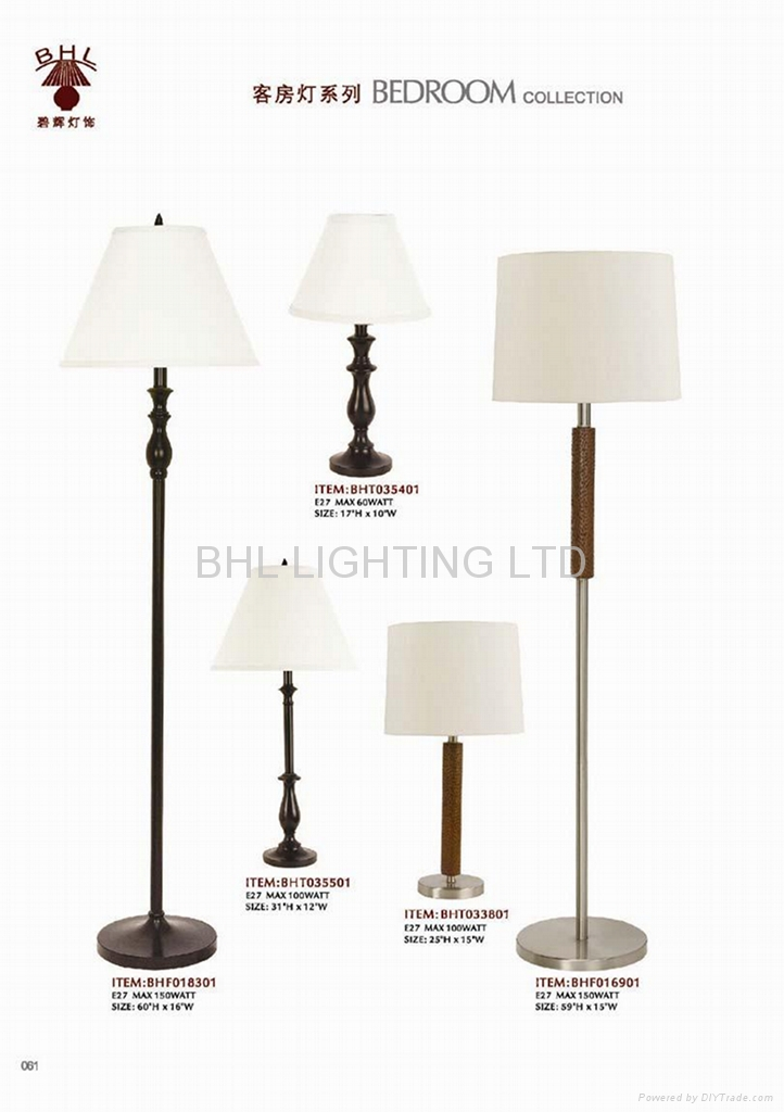 Floor lamp,Table lamp,Wall lamp 1