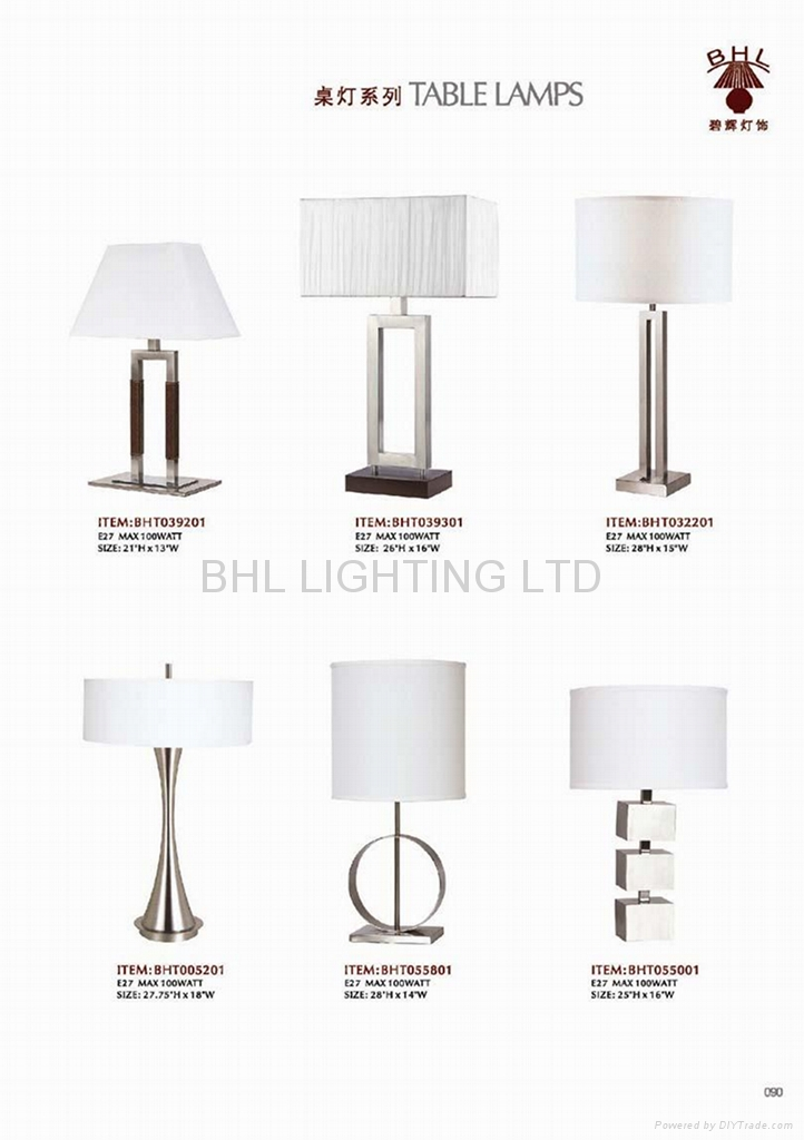 Floor lamp,Table lamp,Wall lamp 5