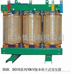 環保型干式變壓器