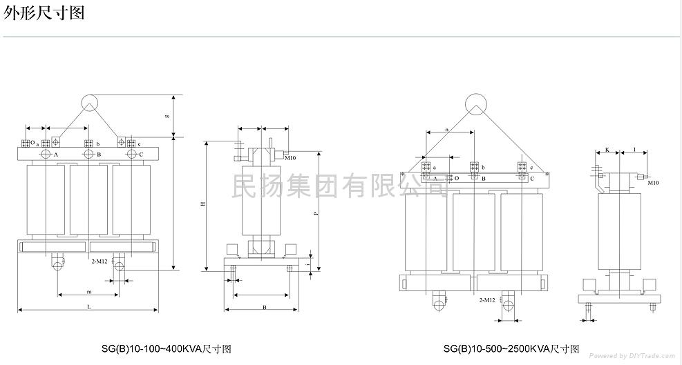环保型干式变压器 5