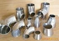 Stainless Steel Pipe Fitting(Tee Joint/CrossTee/Elbow/Angle/Flange) 1