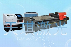 供應數控系統固體激光切割機
