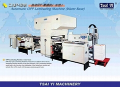 Automatic OPP Laminating Machine