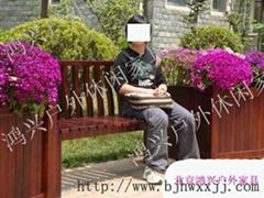公共休息桌椅