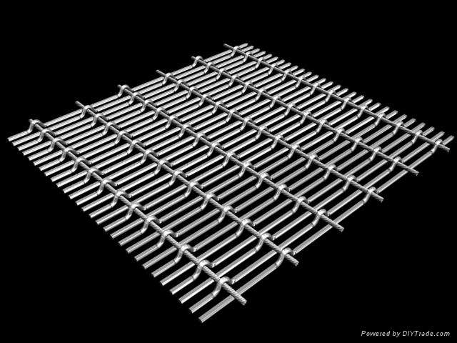 不锈钢建筑装饰网 2