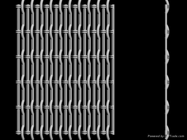 金属幕墙装饰网 3