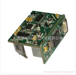 TM2250帶解碼器條碼掃描模組模塊引擎 1