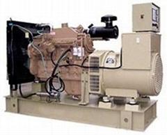 西安600KW原装进口发电机