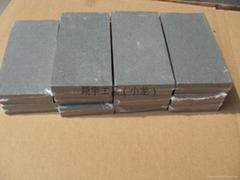黑碳化硅长方油石