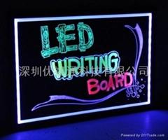 超炫出口LED手寫板