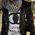 Womens Casual Letters Print Short Sleeve White Shirt Tops Blouse Tank Tshirt 067 3