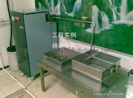 食品蒸煮灭菌使用电蒸汽发生器 1