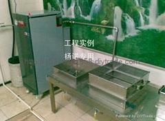 食品蒸煮灭菌使用电蒸汽发生器