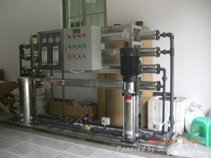 供应广东半导体纯水机 1