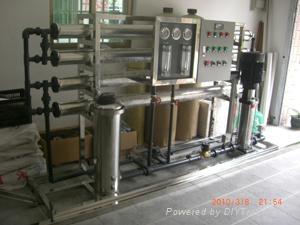 供应南城工业纯水设备 1