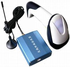 专业供应天瑞无线带存储激光条码扫描枪