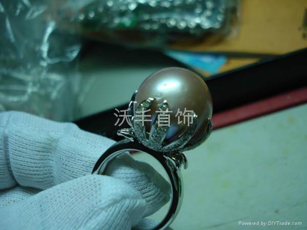 珍珠戒指 3