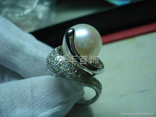 珍珠戒指 4