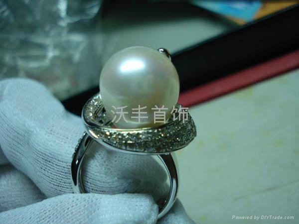 珍珠戒指 5