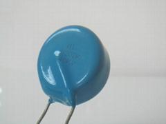 高压陶瓷电容器