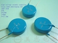 引線形陶瓷電容器