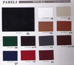 Item: PAMELA-PU Coated Paper-MATTE