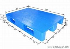 山東集大川字平板JD-1208CP塑料托盤