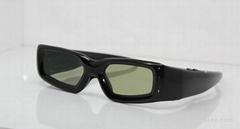 3D active shutter glasses BL01-IR