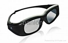 3D active shutter glasses for 3D TV BL02-DLP