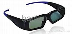 3D active shutter glasses for 3D TV BL03-IR
