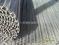 metal conveyor belt(wire net belt mesh)