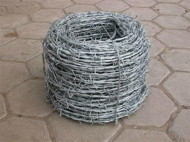 镀锌刺绳 3