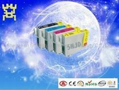 供应爱普生兼容墨盒T1031-1034适用于 TX600FW