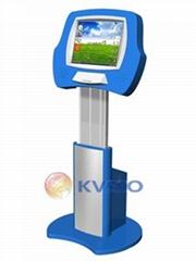Height adjustable Kiosk