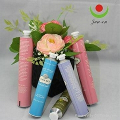 Collapisible Aluminum Packaging Tube For Cosmetic