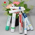 Collapisible Aluminum Packaging Tube For