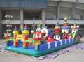 大型充氣跳床玩具 2