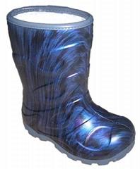 PU 雨鞋