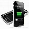 Battery Case for iPhone 4