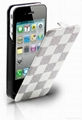 Leather battery case for iPhone4/4S