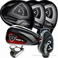 Callaway RAZR X BLACK Golf Clubs Full sets