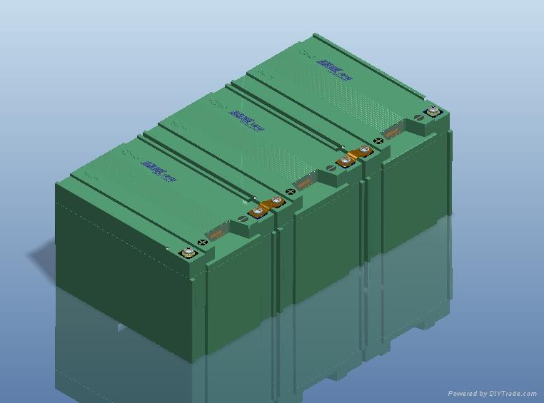 電動自行車用磷酸鐵鋰電池 3
