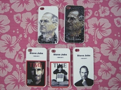 Forever STEVE JOBS 1955-2011 Memorial Hard Case Skin Cover For IPHONE 4 4G