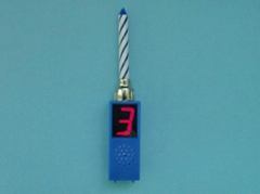 LED Musical Birthday Candle KP-03