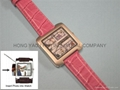 PW2007A  DIY Photo Frame Watch with Photo Changeable function