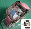 DIY Photo Frame Watch with Photo Changeable Function